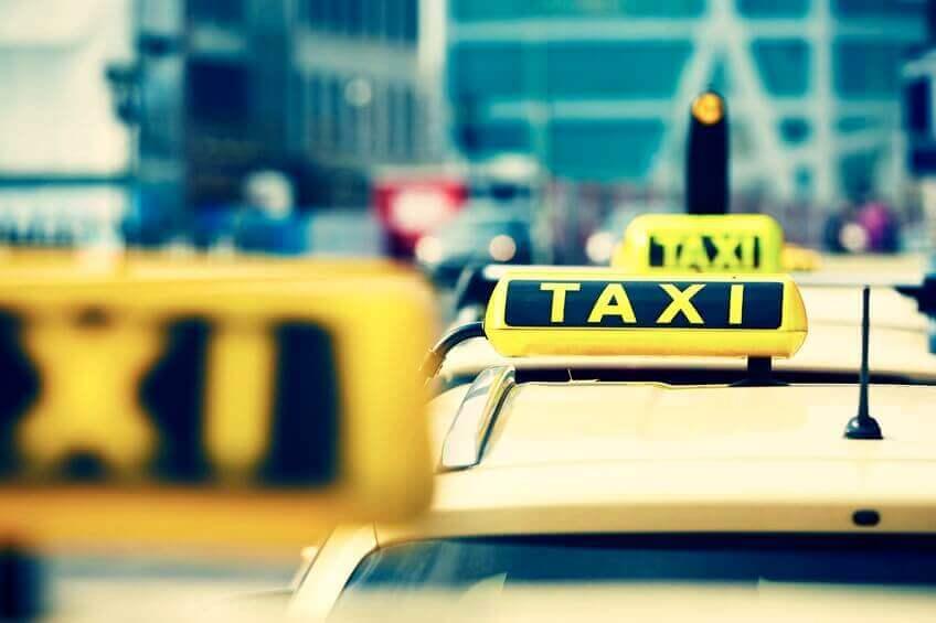 Der Tag, an dem ich zu Vertrauen ins Taxi stieg